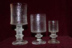 Tradera ᐈ Köp & sälj begagnat & second hand Danish Modern, Finland, Fountain, Scandinavian, Barware, Kitchen Design, Vintage, Festivus, Corning Glass