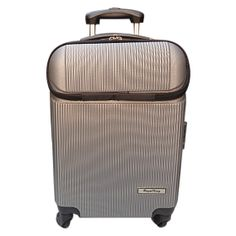 203f37d404 Buy Royal King Fiber Trolley Cabin Size, 20 inch, 627, Silver at 129 AED -  AWOK Online Store