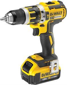 Ion Dewalt 18v Combi 4 0ah Dcd795m1 Li Drill X Xr Brushless 1 D2IEHW9