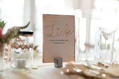 Place Cards, Place Card Holders, Photo Studio