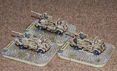 6pdr anti-tank gun portee