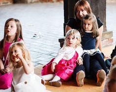 Kinder auf der Hochzeit: Entertainer