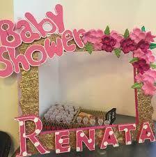 Resultado de imagen para marco para fotos baby shower