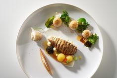 Fish plate - SWEDEN / Bocuse d'Or 2013 | by Bocuse d'Or