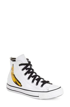 Converse Chuck Taylor® All Star® Andy Warhol Collection High Top Sneaker (Women)…