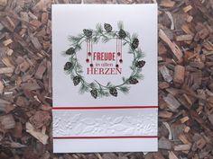 Sconebeker Stempelscheune - Stampin up Sets : Wahre Weihnachtsfreude, Wonderland,