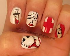 Trying this for nurses week 2012;)