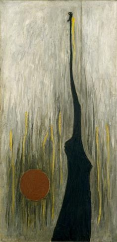 Collection Online | Clyfford Still. Jamais. May 1944 - Guggenheim Museum