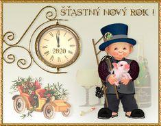 Gify Nena - Nový rok 1 Runes, Advent, Merry Christmas, Happy, Decor, Czech Republic, Merry Little Christmas, Decoration, Wish You Merry Christmas