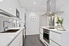 Sisustus - Keittiö - Moderni Decor, Home Kitchens, Beach Kitchens, House Design, Sweet Home, Modern Kitchen, Kitchen, Interior Design, Home Decor