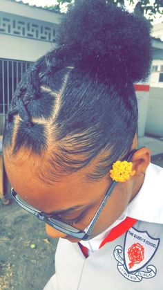 22 Best Rubber Band Hairstyles Images In 2015 Girl