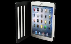 The Attitude iPad Mini folio case from Luvvitt