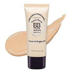 ETUDE HOUSE Precious Mineral BB Cream Cover & Bright Fit SPF 30 / PA++ 35g / 1.23oz [RENEWAL] (Natural Beige) Etude House