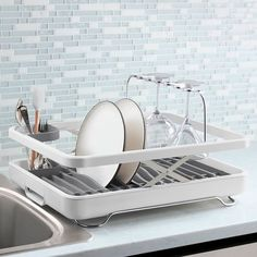 Home Interior And Gifts No Dishwasher? These are Our 10 Favorite Dish Drying Racks.Home Interior And Gifts No Dishwasher? These are Our 10 Favorite Dish Drying Racks