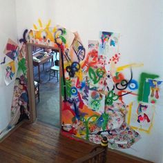 Instalação para Melissa de Julie Verhoeven (May.2012)