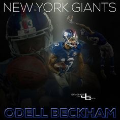 Odell beckham graphics by justcreate Sports Edits