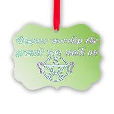 Pagans worship the ground you walk on Picture Orna> Pagans worship the ground you walk on> Magickal Enchantments