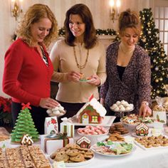 Hosting a holiday Cookie Exchange