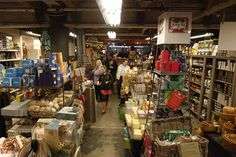 Located in Manhattan's largest food concourse, Chelsea Market Baskets curates specialty foods that inspire the palate. Their passion for specialty foods...