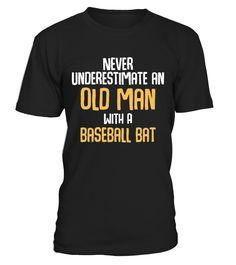 BASEBALL BAT  Degree e Old Man  #basketball