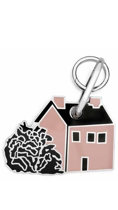 John Allen collection 'Pink House in Cumbria' keyring. Click on the picture to shop. LOEWE projects