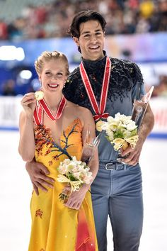 Kaitlyn Weaver & Andrew Poje - ISU Grand Prix of Figure Skating 2014/2015 #NHK14 #NHKTrophy #GoldMedal