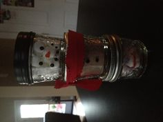 Hot cocoa snowman. Teacher/neighbor gift