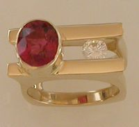 Bill Wismar....reminds me of a ring I loved growing up