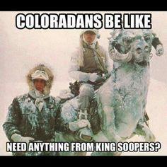 Colorado humor