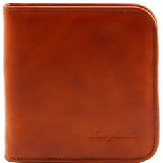 Exclusive Travel Leather Watch Case - TL141292 - Tuscany Leather
