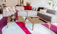 """Destaque tendências da cor vermellha no ambiente by Luciana Corrêa e Elaine Delegredo no blog da Espaço e Forma """"Como usar cores na decoração da sua casa""""(www.espacoeforma.com.br/blog/2015/11/03/como-usar-cores-na-decoracao-de-sua-casa/). #lucianacorrea #elainedelegredo #espacoeforma #decor #cores #pantone2015e2016 #tendencias #ficaadica #decoraçãonasuacasa"""
