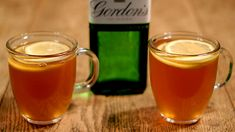 Hot Gin Punch. This punch is clean, simple, strong and delicious … the botanicals in the gin give it the main flavour