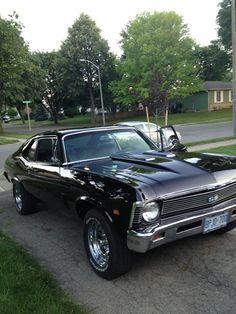 69 Chevy Nova  my dream car.