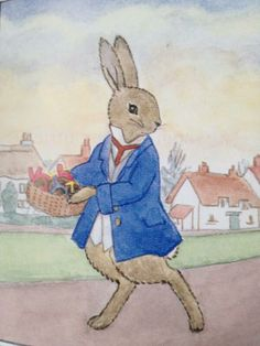 Hare and the Easter Eggs (Little Grey Rabbit) by Alison Uttley, Illustrated by Margaret Tempest