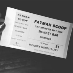 Free ticket to Fatman scoop yes please! Prohibition bar staff are the best!   #balling #fatmanscoop #freetickets #swansea #unilife by katienorth7
