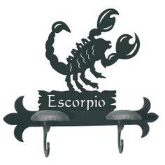 Perchero Escorpio