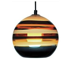 Banded Orb Pendant | Siemon