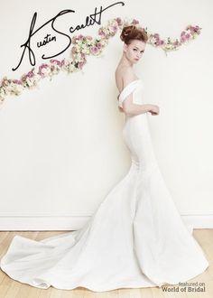 8f167e274bc Austin Scarlett Spring 2016 Wedding Dresses. Свадебные Платья ...
