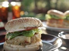 Grilled Tuna Burgers with Spicy Mayo Recipe- made as written and they were great! You could definitely play around with the flavor combinations too!