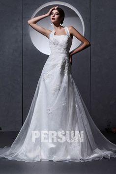 Abbellimenti Applicazioni #Halter #Cappella #Abito da #sposa - Persunit.com