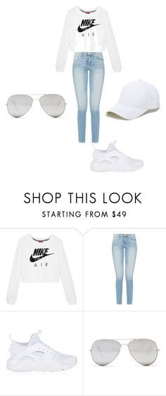 """""""Untitled #90"""" by dayday-tolbert on Polyvore featuring NIKE, Sunny Rebel and Sole Society"""