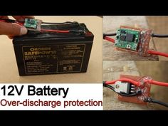 How to Make a 12 Volt Battery Charger - YouTube