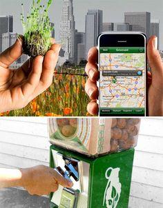 Hack your City - 12 creative DIY Urbanism Interventions