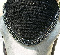 De La Coeur Fly Bonnet triple crystals