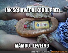 Jak schovat alkohol před…