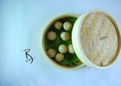 Kuttu ... steamed rice balls