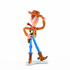 Figurines #Disney du fabricant de figurines Bullyland #figurine #woody