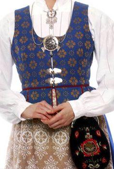 Norwegian women's costume