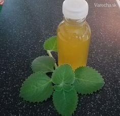 Olej z rýmovníka (nádchovníka) (fotorecept) - recept Snack Recipes, Snacks, Herbal Medicine, Home Remedies, Pesto, Health And Beauty, Herb Garden, Herbalism, Food And Drink