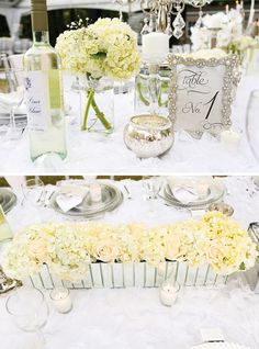 All White 30th Birthday Party {Le Diner En Blanc}